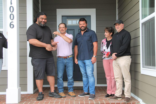 HeroHomes Completes 4th Home for a Veteran