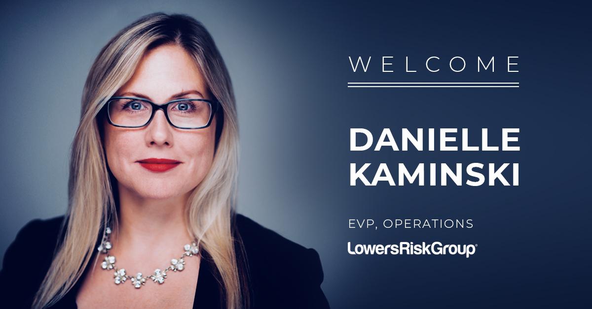 Danielle Kaminski Joins LRG Team